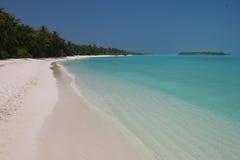 Breez Malediven Lizenzfreie Stockbilder