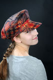 Breezy teenager Royalty Free Stock Photography