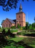 Bregninge Church, Denmark Stock Image
