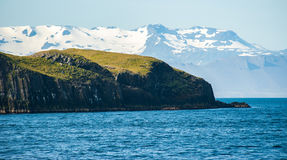 Breidafjordur peninsula Royalty Free Stock Photography