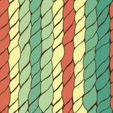 breiend naadloos patroon Stock Foto's