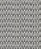 Breiend naadloos patroon, vectorillustratie Stock Afbeelding