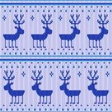 Breiend patroon Royalty-vrije Stock Afbeeldingen
