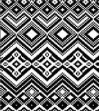 Breiend patroon Royalty-vrije Stock Foto