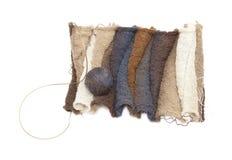 Breiende 3d sjaal Stock Fotografie