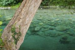 Breil-sur-Roya, Alpes-Maritimes, Франция Стоковое Изображение