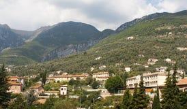 Breil-sur-Roya, Alpes-Maritimes, Франция Стоковое фото RF