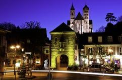 Breisach Reno Germania Deutschland Immagine Stock Libera da Diritti