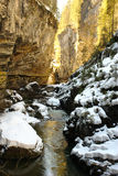 Breitach Gorge Stock Image