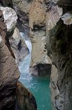 Breitachklamm,Germany Stock Image