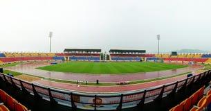 Breite Ansicht eines Stadions Lizenzfreie Stockbilder