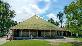 Breite Ansicht von Barpeta Satra Stockfoto