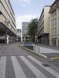 Breite street, Stuttgart Stock Images