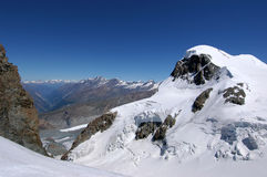 Breithorn Stock Photo