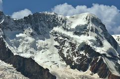 The Breithorn Royalty Free Stock Photo