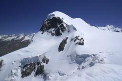 Breithorn. (4164 m) in Pennine Alps, Switzerland Royalty Free Stock Photos