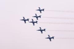 Breitling喷气机小组L39 库存图片