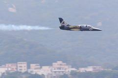Breitling喷气机L39 免版税库存图片