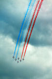 Breitling Air Show Sion Royalty Free Stock Photography