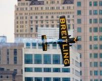 Breitling Flugzeug Stockbilder