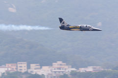 Breitling jet L39 Royalty Free Stock Images
