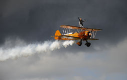 Free Breitling Wing Walkers Royalty Free Stock Image - 49657786