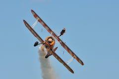 Breitling Wingwalkers Stock Photos