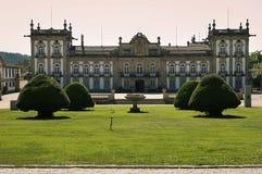 The Brejoeira Palace Royalty Free Stock Photos