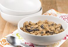 Brekfast cereal Stock Photography