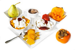 brekfast dieta Fotografia Stock