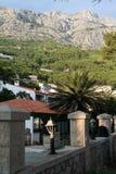 Brela, Croacia, año 2010 Imágenes de archivo libres de regalías