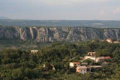 Brela, Croacia, año 2010 Fotografía de archivo libre de regalías