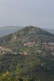 Brela, Croacia, año 2010 Fotos de archivo libres de regalías
