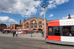Bremen Central Station Stock Photography