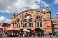Bremen centrali stacja Zdjęcia Royalty Free
