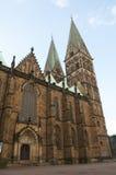 Bremen city center, Germany Royalty Free Stock Photography