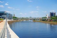 Bremen Cityscape Stock Photography