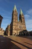 Bremen katedra Niemcy Fotografia Royalty Free