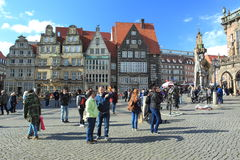 Bremen Royalty Free Stock Images