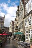 Bremen - Markt - II - Stock Foto's
