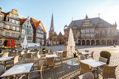 Bremen miasto w Niemcy zdjęcia stock