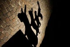 bremen musiker Royaltyfri Fotografi