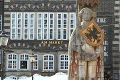 Bremen Roland Foto de archivo libre de regalías