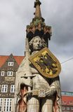 Bremen - Roland - I - Royalty-vrije Stock Foto