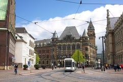 Bremen - straatmening - I - Stock Afbeelding