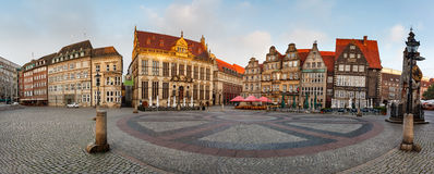 Bremen Town, Germany Stock Images