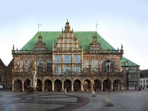 Bremen Town Hall Stock Photography