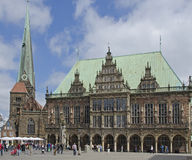 Bremen Royalty Free Stock Photos