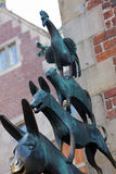 Bremen Town Musicians Royalty Free Stock Photos