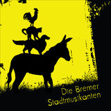 Bremen Town Musicians Royalty Free Stock Images
